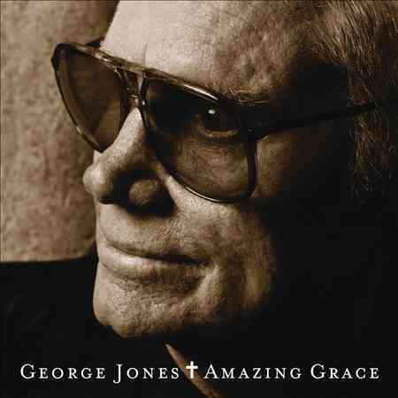 AMAZING GRACE BY JONES,GEORGE (CD)
