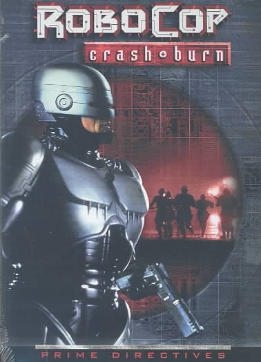 ROBOCOP 4:CRASH & BURN BY FLETCHER,PAGE (DVD)