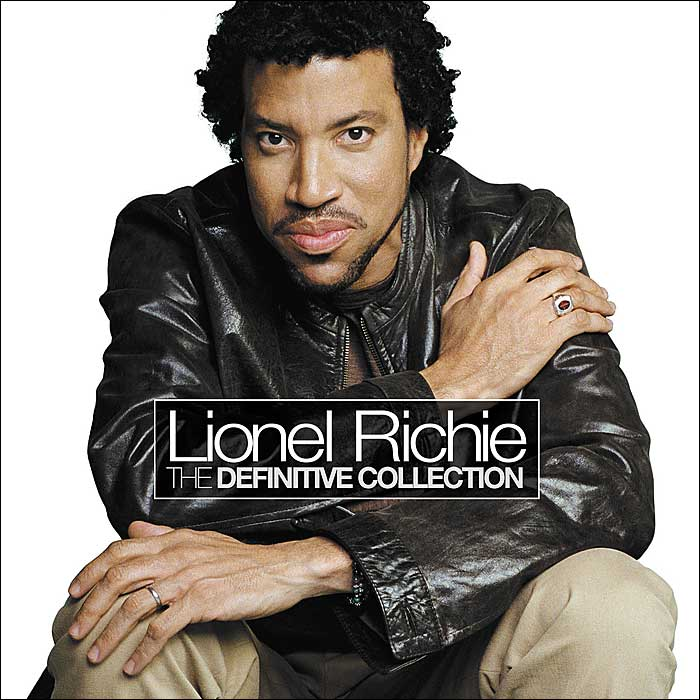 DEFINITIVE COLLECTION BY RICHIE,LIONEL (CD)
