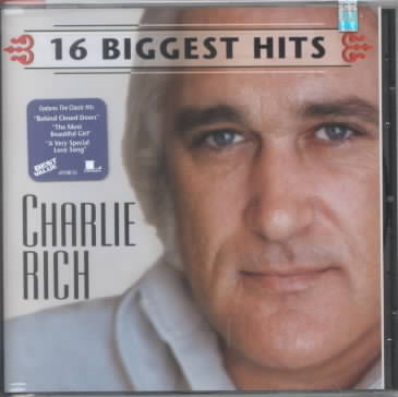 16 BIGGEST HITS CHARLIE RICH BY RICH,CHARLIE (CD)